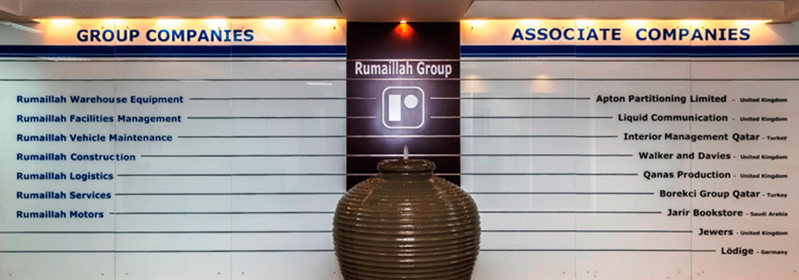 Rumaillah group blinds,carpets,interiors, wall coverings and services